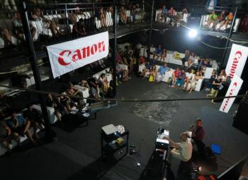 Canon invită pasionații de arte vizuale la  Vama sub Lumini de Oscar 2017