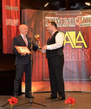 "Intrarom primește premiul ""Best Industry Manufacturing"""