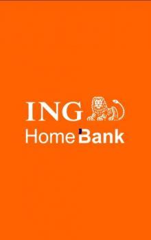 Serviciul ING Home'Bank este disponibil