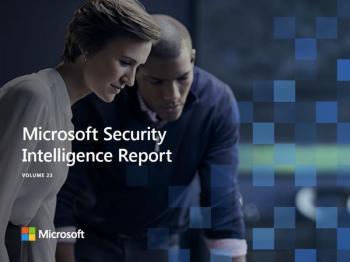 Microsoft Security Intelligence Report v23