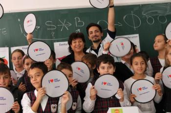 Sodexo extinde programul național Să creștem sănătoși! și ajunge la 3.000 de copii beneficiari ai proiectului