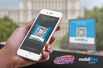 Bucureștenii pot plăti cursa Speed Taxi cu mobilul, prin aplicația mobilPay Wallet