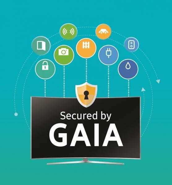 Samsung Electronics anunță GAIA, cea mai puternică soluție de securitate pentru Smart TV-uri
